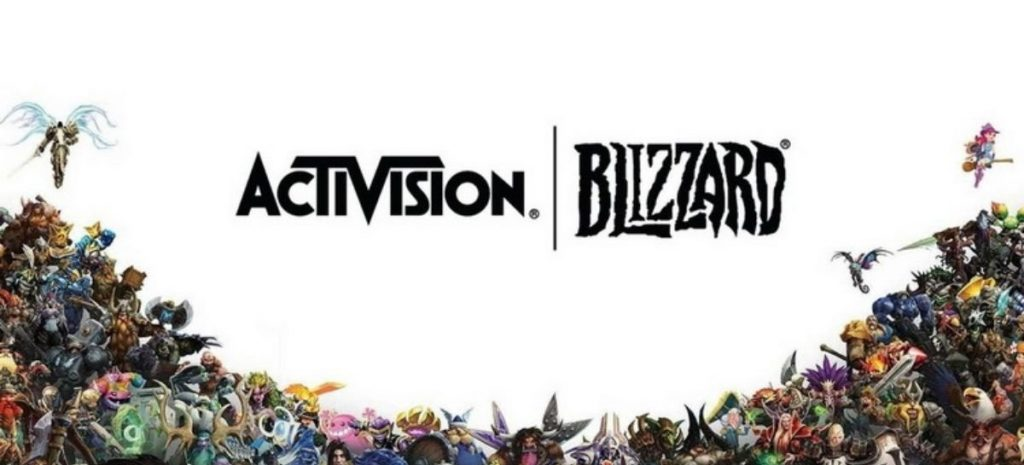 Blizzard's legal director leaves the company amid harassment allegations