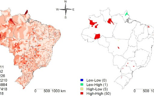 Study shows municipalities at higher risk of Covid-19 for pregnant women - Revista Galileu