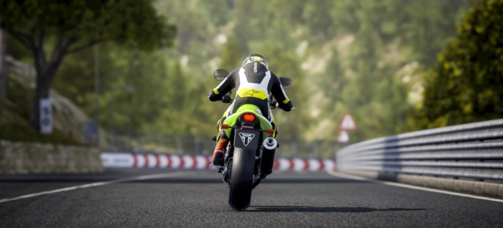 With ultra-realistic graphics, the PS5 Game RIDE 4 video is impressive