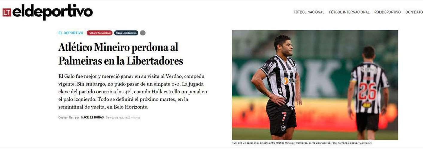 Deportivo, Chile: 'Atl