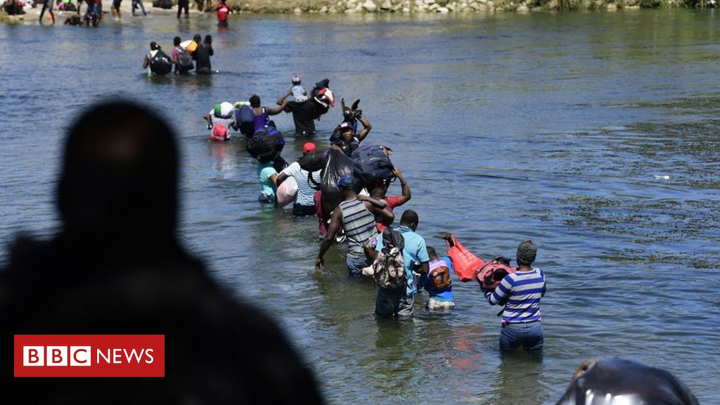 Migration crisis: The United States deports 30 Brazilian children to Haiti
