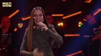 Yvette Sangalo sings a medley