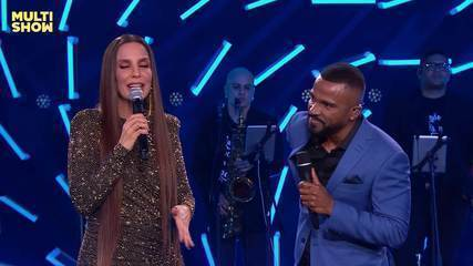 Yvette Sangalo and Alexandre Pires sing Remember Me