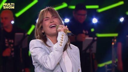 Claudia Leitte sings Believe