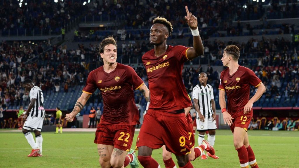 Abraham scored, Roma beat Udinese and stayed strong in the Champions League qualifying zone
