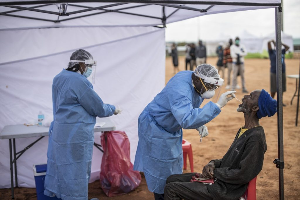 Africa exceeds 200,000 deaths due to Covid-19 |  Corona Virus