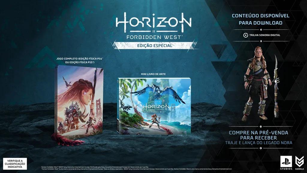 Forbidden horizon west