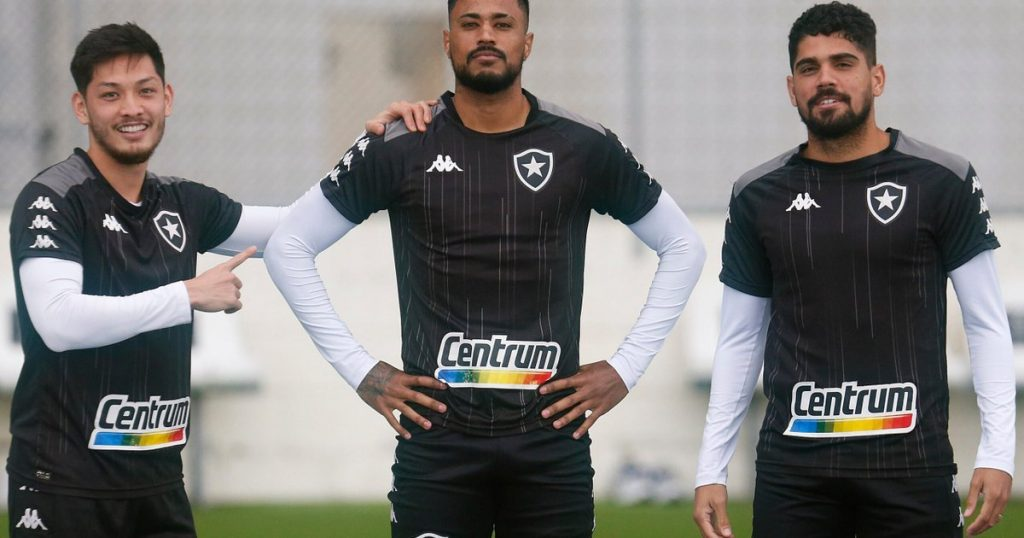 Aoyama, Diego Gonçalves and attack: What should Botafogo watch against CSA, for the second division