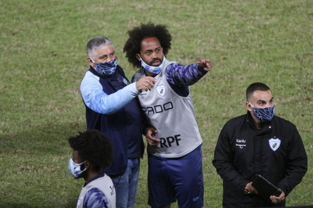 Brusk sacks a staff member involved in a racist case against midfielder Celcinio    rude