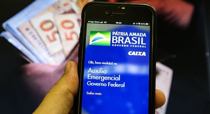 Caixa will use the assistance app to give a microcredit of R$10 billion - News