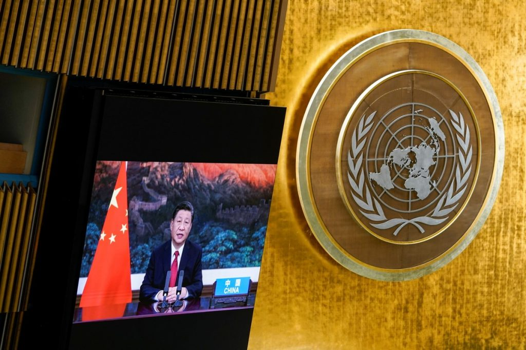 """China's Xi Jinping said at the United Nations that democracy """"is not a special right reserved for one country""""    Globalism"""
