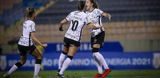 Corinthians win Ferrovia and will play the derby in the Brazilian Women's Final - 09/05/2021