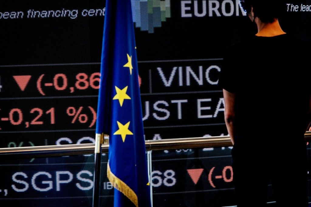 European stocks cover data from China and the UK