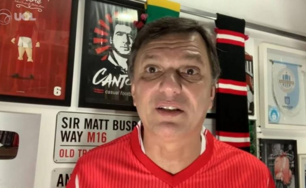For Mauro Cesar Pereira, Palmeiras, Atlético MG, and Flamengo do not have technicians to match their teams