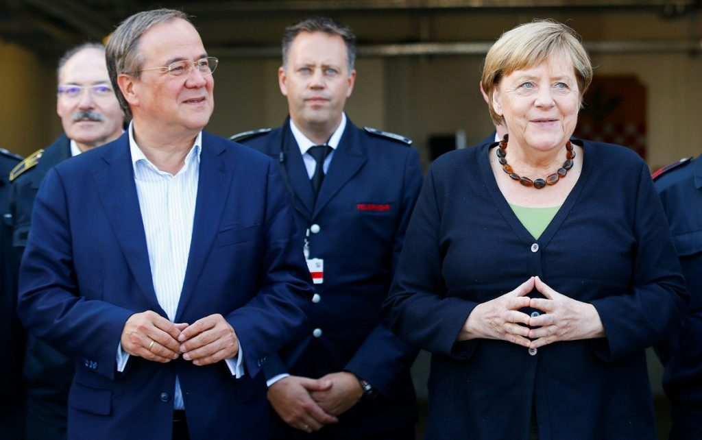German elections: Find out who Armin Laschet, Merkel's candidate for prime minister is    Globalism