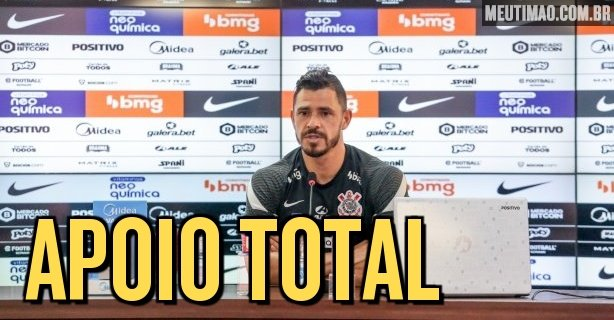 Giuliano talks pressure on Sylvinho and defends Corinthians coach