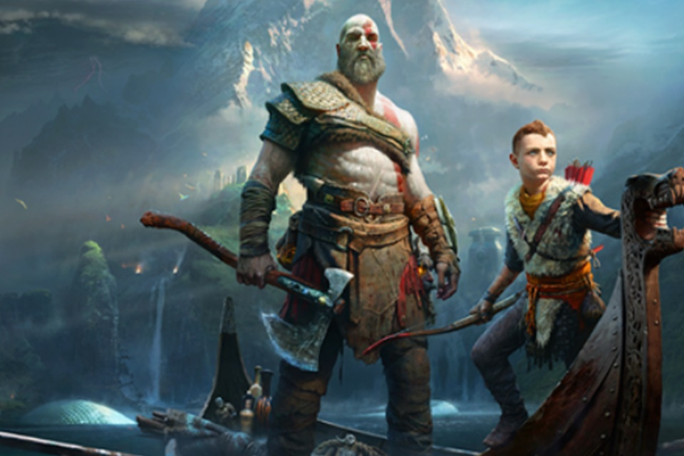 God of War: The Death of the Creator of the Feathers of Chaos