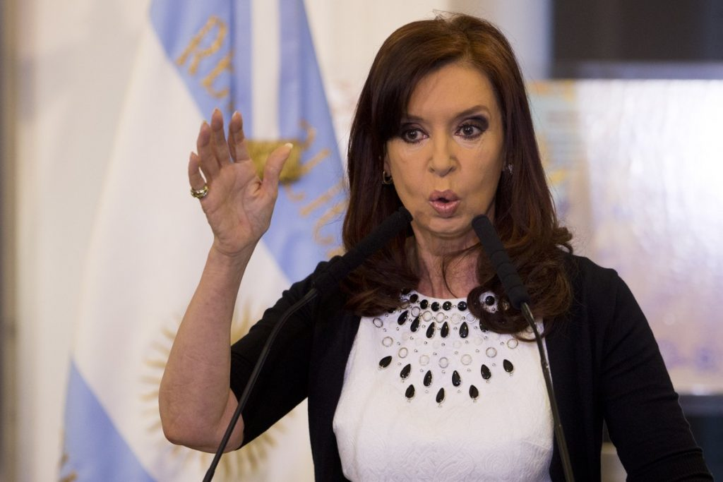In an open letter, Cristina Kirchner urges Argentina's president to 'respect his word'    Globalism