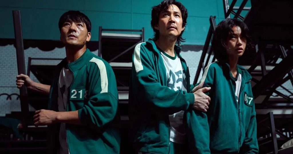 Round 6 accused of plagiarizing the Japanese movie As The Gods Will