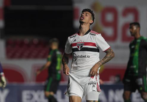 Sao Paulo plays poorly and does not come out of zero with America-MG in Morumbi