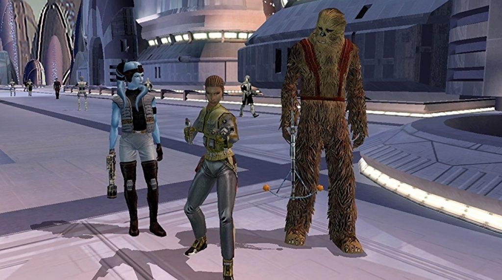 Star Wars KOTOR Coming to Nintendo Switch in November • Eurogamer.pt