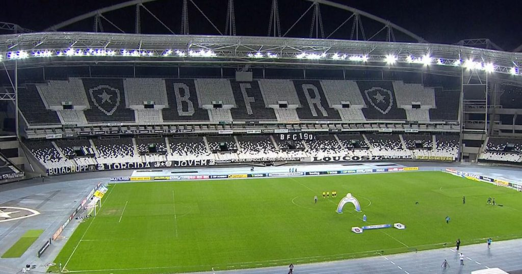 The Nilton Santos Stadium, in Botafogo, may host the Club World Cup with the Maracana this year