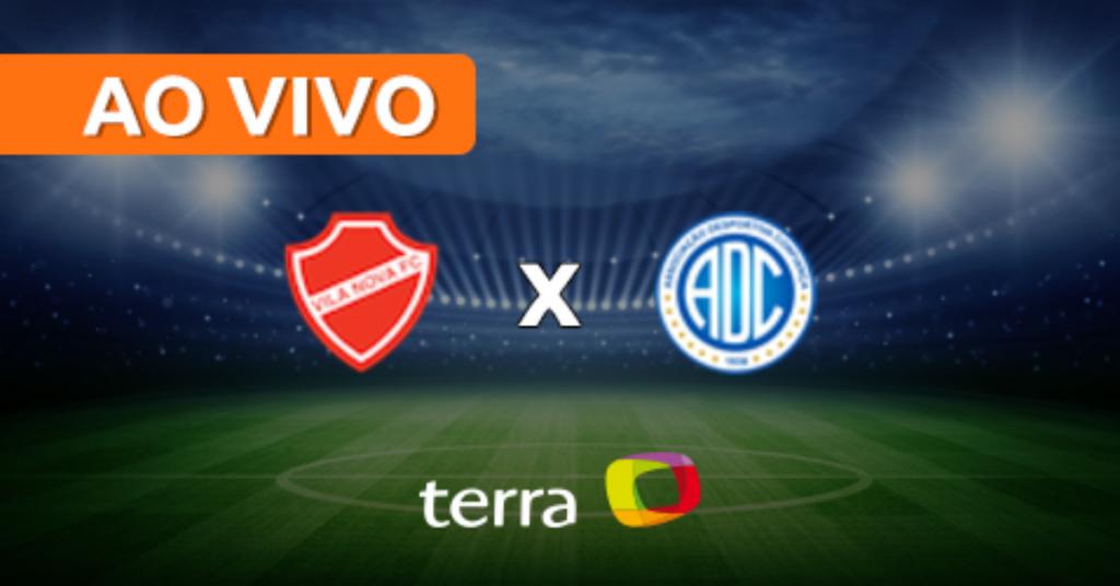 Vila Nova x Confianca - Live - Brazilian League B