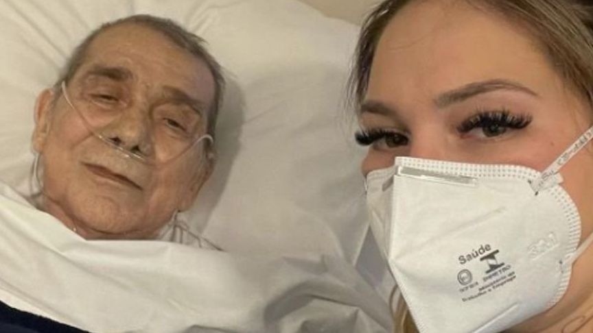 Virginia Fonseca announces her father's death: 'I will love him forever'