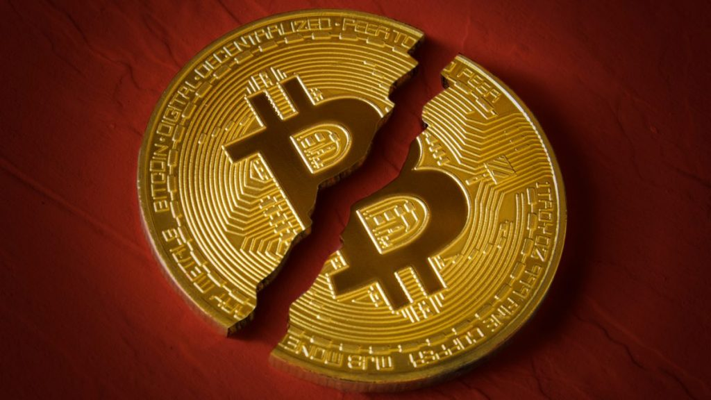 Why China's default risk has caused Bitcoin to plummet