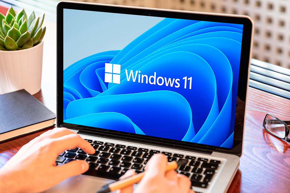 Imagem de: Windows 11: Microsoft