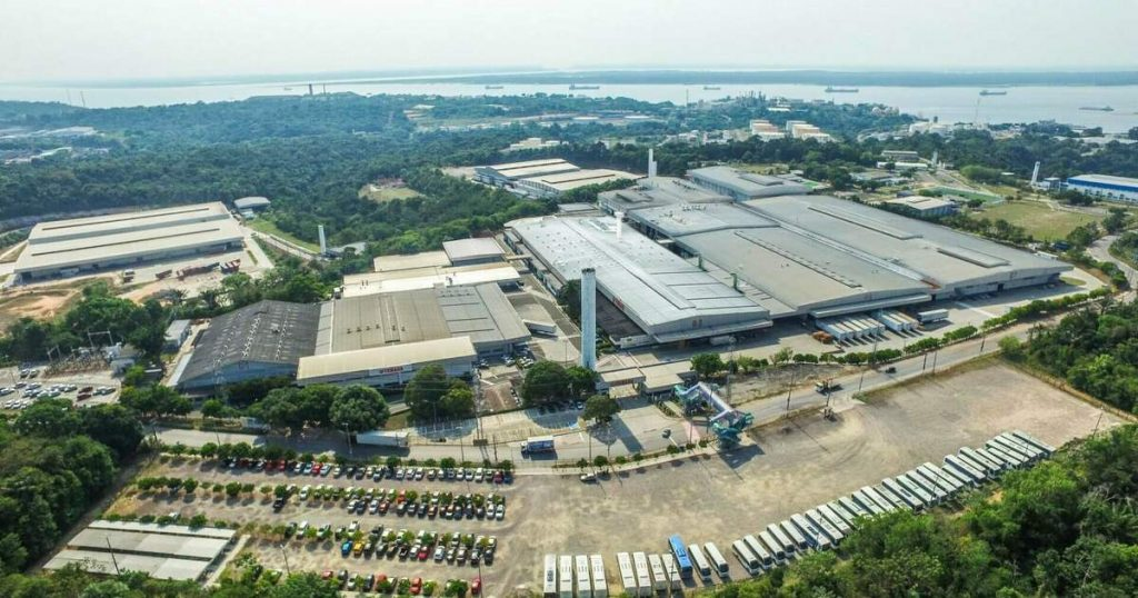 Yamaha suspends production of motorcycles and outboard alloys at Manaus plant    Manaus    cash    Amazon - Amazon