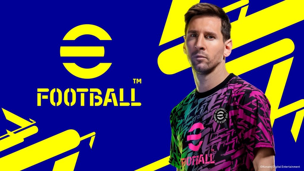 eFootball 2022 Opens Pre-Sale Phase for Premium Player Pack    Weight