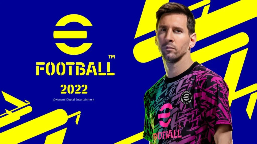 eFootball 2022 is free for PS4 and PS5