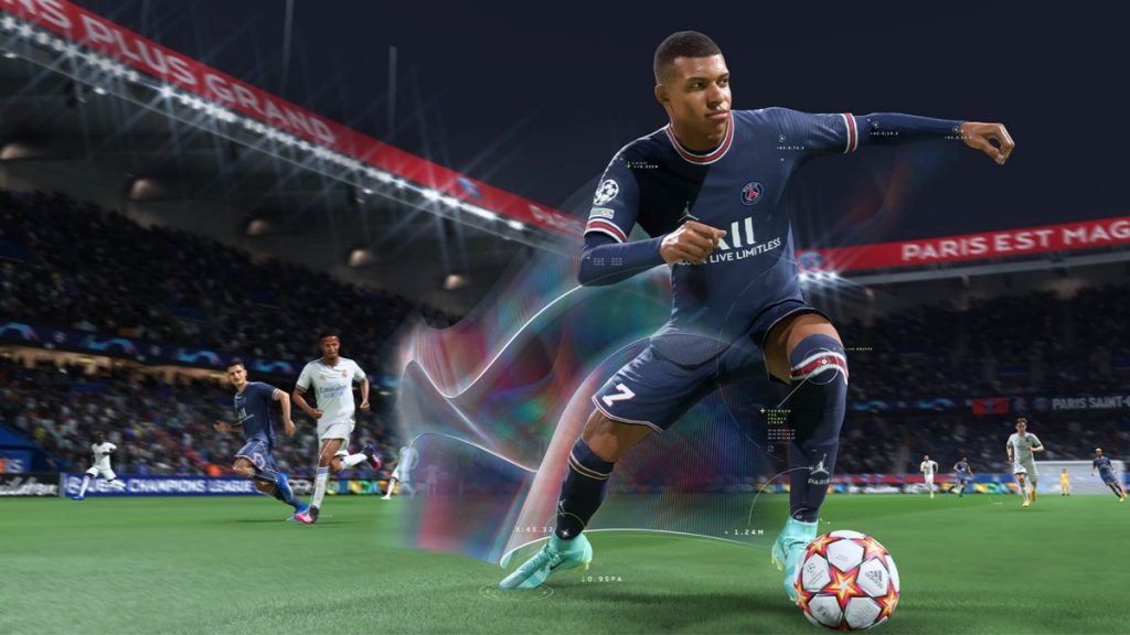 """""""Fifa 22"""" takes advantage of the graphic and technical development in the new generation of gaming devices;  I played g1 