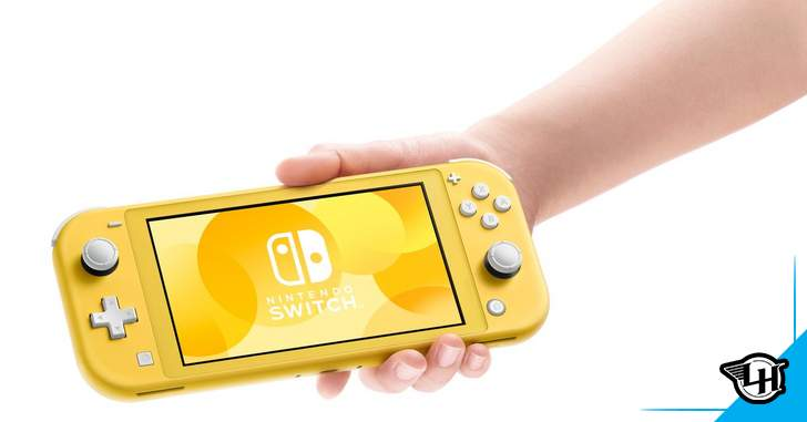 Nintendo Switch Lite Officially Launched in Brazil