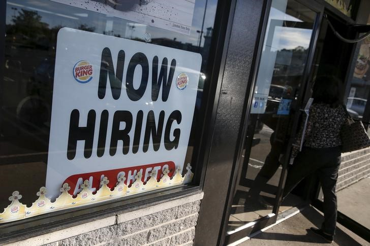 Job creation in the United States is expected to accelerate in September after Reuters reduced epidemics