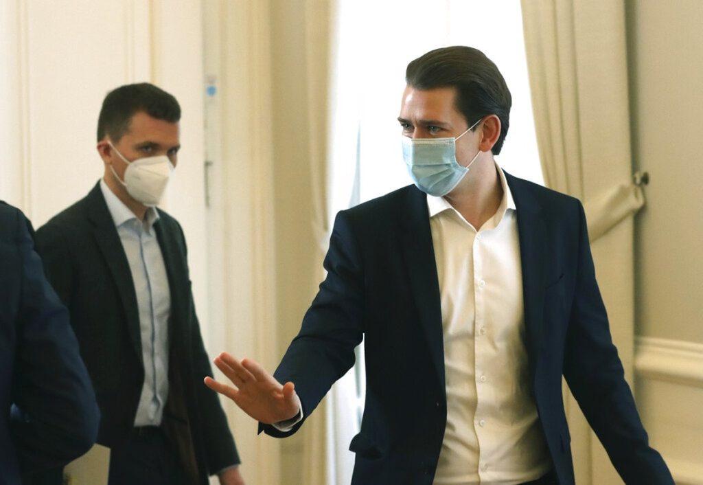 Austrian Chancellor Sebastian Kurz resigns, accused of corruption |  Globalism