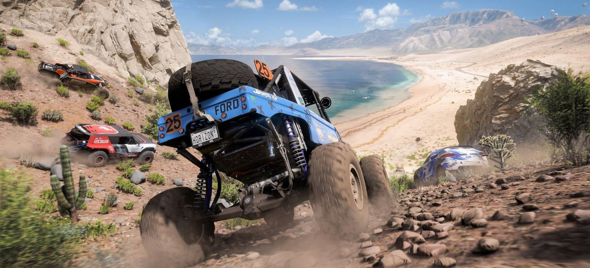 Battle Royale and more: see more details about the multiplayer modes in Forza Horizon 5