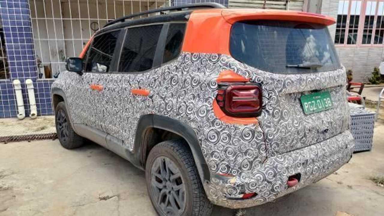 Jeep Renegade 2023 - Sights