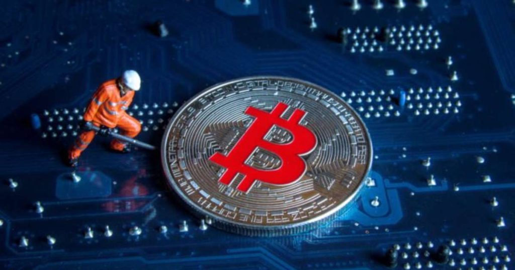 The United States has become the largest bitcoin mining hub after China's restrictions