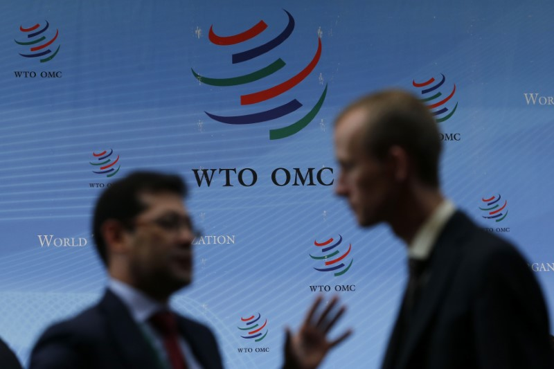 Toy by Reuters reports that the United States is committed to the WTO and that the organization wants to succeed