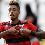 Intimidated into taking action, Bruno Henrique took a stand on social media