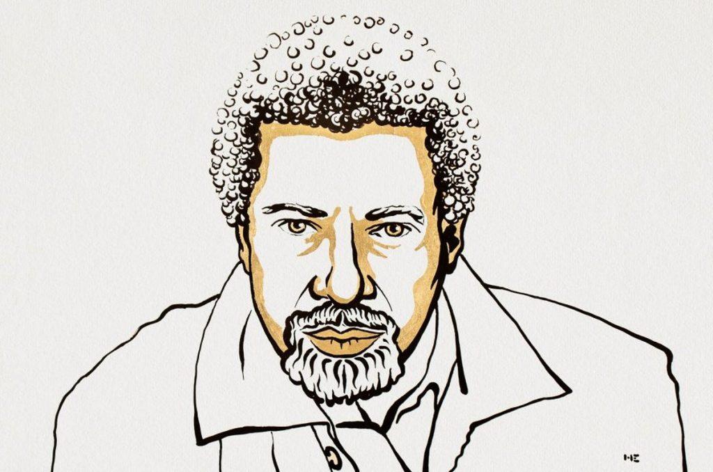 Abdel Razzaq Qurna wins the Nobel Prize in Literature 2021 |  pop art