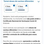 Connect SUS now warns that a vaccination certificate will not be issued to those who have taken the vaccine mixture |  the health