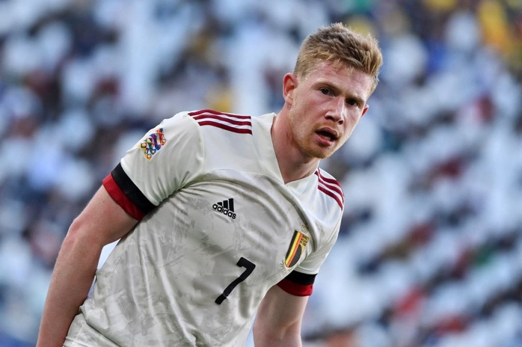 De Bruyne explodes after another defeat: 'It's only Belgium, we don't have many great players' |  The League of Nations