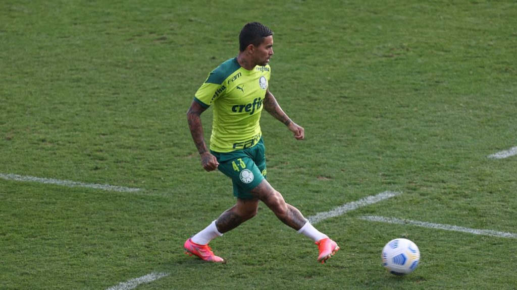 Doudou admits the team's mistake in the bad stage of Palmeiras and asks for more focus on the Brazilian |  Palm trees