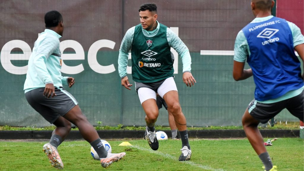 Fluminense squad: Bobadilla replaces the injured Fred.  David Prause enters defense |  Rio de Janeiro