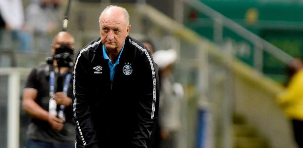 Grêmio suffers, draws with Cuiabá and puts more pressure on Felipão