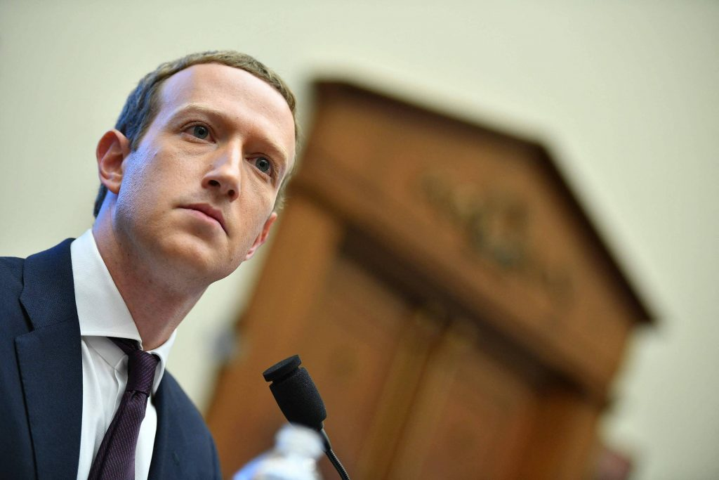 On Facebook, Zuckerberg refutes the accusations and says the company does not prioritize profit - 10/05/2021 - Marketplace