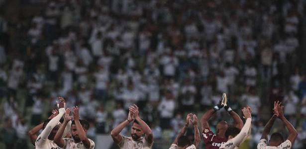 """Palmeiras hears """"Team Unashamed"""" about the return of the fans to Allianz - 10/09/2021"""